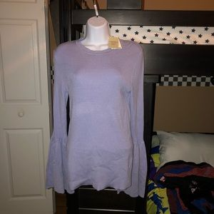 Lilac sweater. Size M. New with tags.